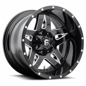 D554 FULL BLOWN DEEP LIP Gloss Black with Milled Accents